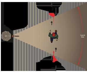 Sensortest - Grafik Cuddeback
