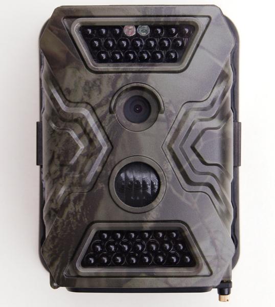 Zwei LED-Felder - Bild: Wildkamera-Test.com